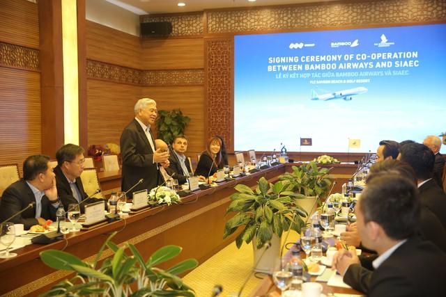 Bamboo Airways hợp tác chiến lược với công ty kỹ thuật hàng không hàng đầu thế giới - Ảnh 2.
