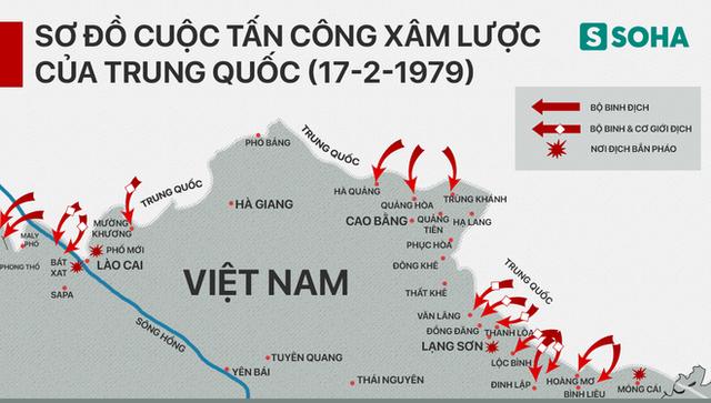 Ký ức chiến tranh năm 1979: Quân Trung Quốc cướp phá khiến cả TX Cao Bằng chỉ còn 1 ngôi nhà cấp 4 - Ảnh 3.