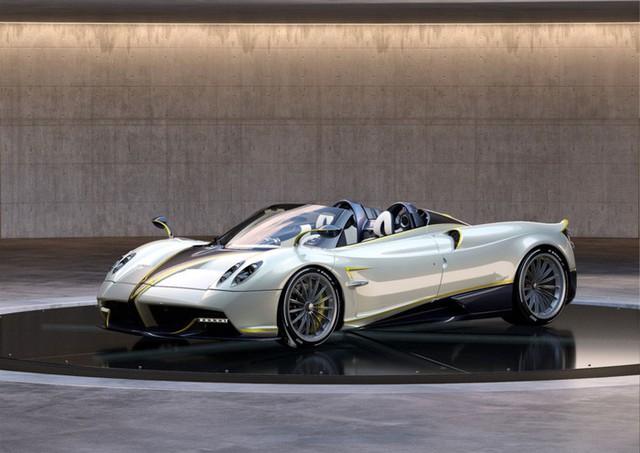 Câu lạc bộ siêu xe giá từ 1 triệu USD - Ảnh 8.