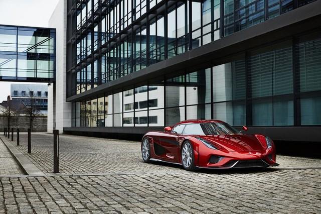 Câu lạc bộ siêu xe giá từ 1 triệu USD - Ảnh 10.