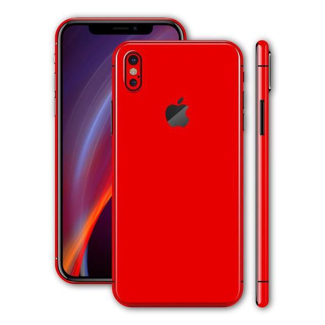 iPhone XS và XS Max bản màu đỏ có thể ra mắt vào cuối tháng 2 - Ảnh 1.