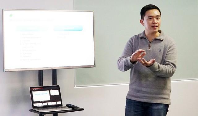 Bỏ lương 1,6 tỷ đồng một năm tại Australia, 9X về Việt Nam khởi nghiệp Fintech - Ảnh 2.