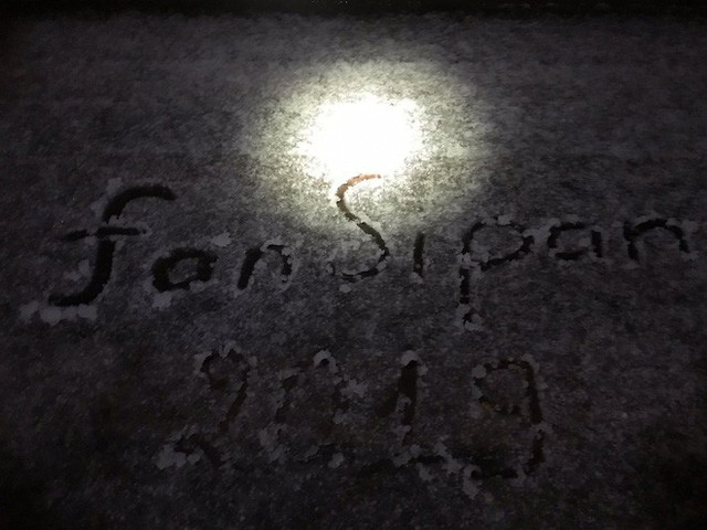Đỉnh Fansipan phủ kín băng trắng sau cơn mưa kéo dài 30 phút - Ảnh 13.