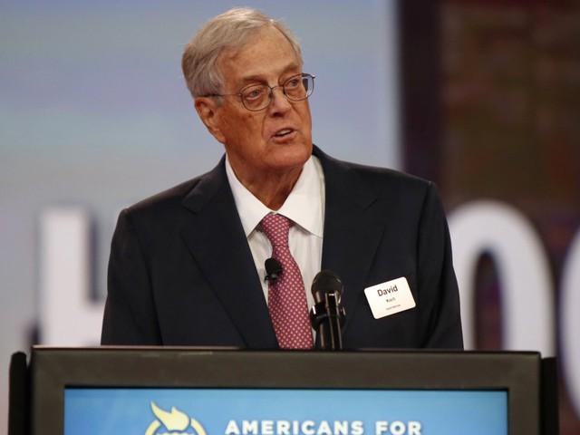 Con đường thành tỷ phú của Charles Koch - chủ tịch công ty tư nhân lớn thứ 2 Mỹ - Ảnh 15.