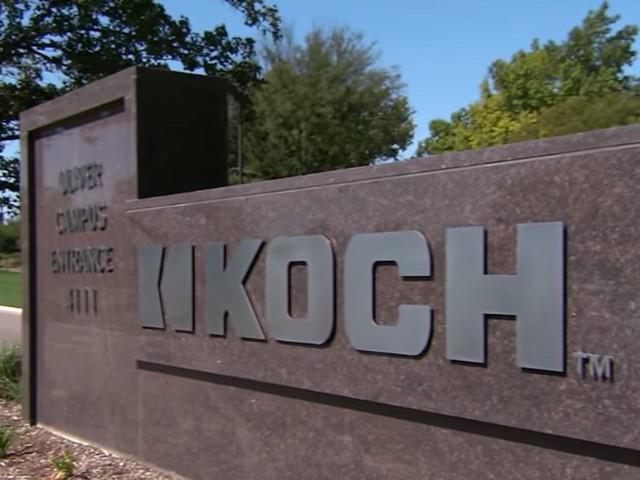 Con đường thành tỷ phú của Charles Koch - chủ tịch công ty tư nhân lớn thứ 2 Mỹ - Ảnh 19.
