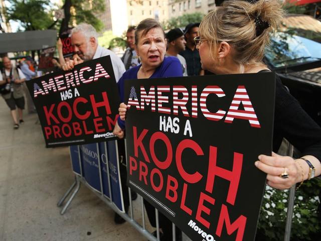 Con đường thành tỷ phú của Charles Koch - chủ tịch công ty tư nhân lớn thứ 2 Mỹ - Ảnh 22.