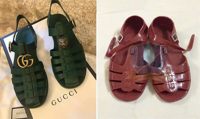 Mũ Gucci 9 triệu đồng giống với mũ nan hàng Việt giá 80.000 đồng - Ảnh 4.