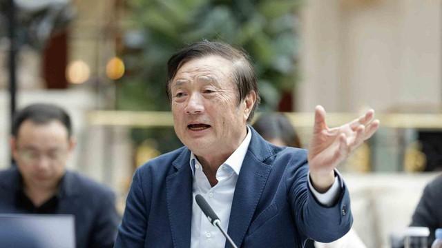 Nhà sáng lập Huawei cáo buộc vụ bắt giữ con gái ông có động cơ chính trị - Ảnh 1.