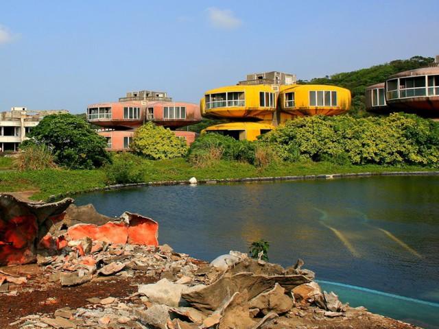6 dự án bất động sản bỏ hoang kỳ lạ nhất trên thế giới - Ảnh 5.