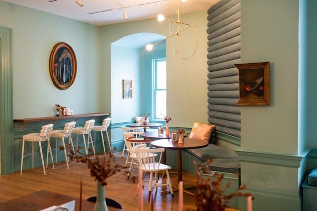 Ý tưởng thiết kế quán cà phê phong cách trẻ trung - Ảnh 5.