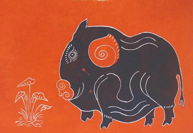 Con lợn mang ý nghĩa thế nào trong văn hóa các nước? - Ảnh 1.