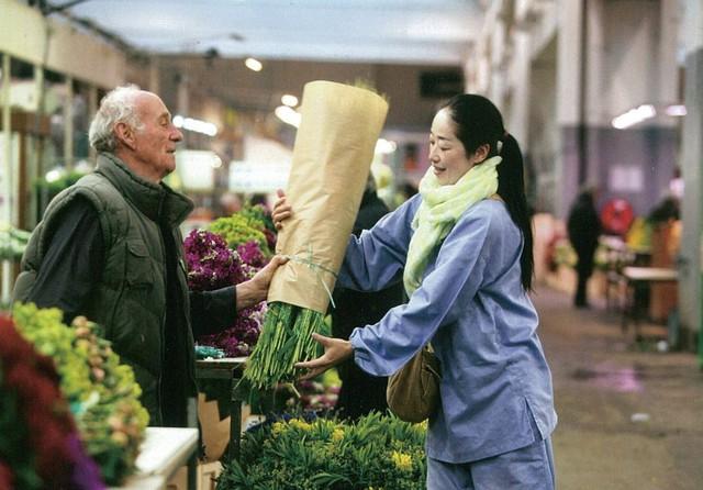 Sau 10 năm ẩn dật, người phụ nữ Nhật Bản trở thành kho báu quốc gia khi được mọi người mệnh danh là bậc thầy cắm hoa - Ảnh 15.