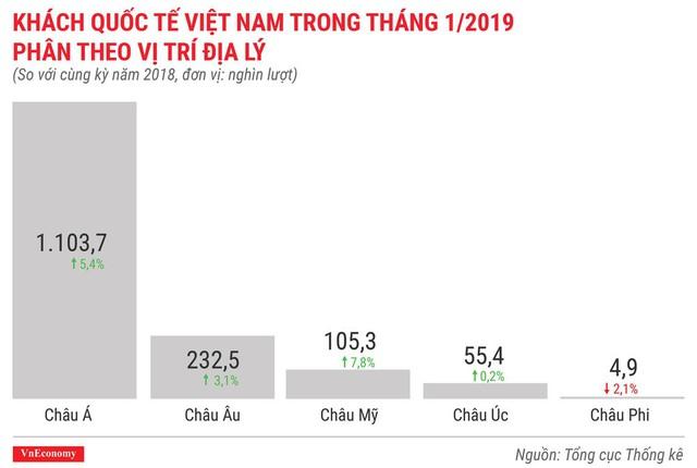 Toàn cảnh bức tranh kinh tế Việt Nam tháng 1/2019 qua các con số - Ảnh 9.