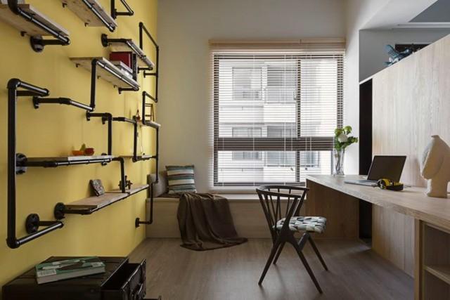 Căn hộ 100 m2 mang phong cách công nghiệp tươi sáng - Ảnh 10.