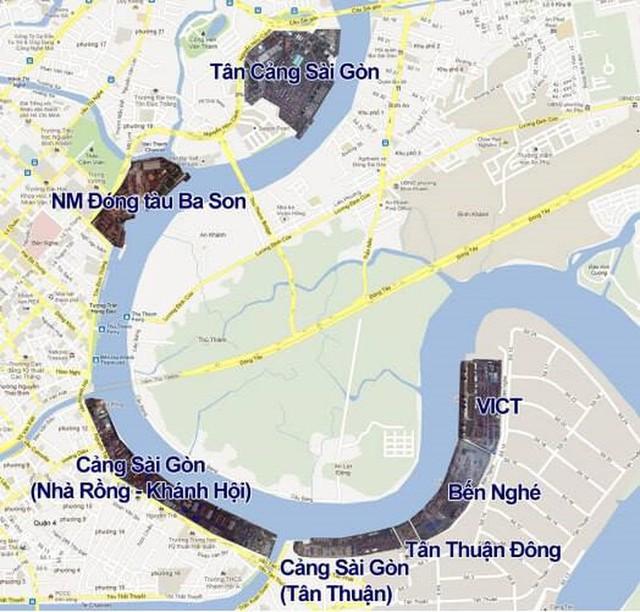 Quy hoạch khu công viên Bạch Đằng rộng 20ha: Mỏ vàng mới của các đại gia địa ốc tại trung tâm TP.HCM - Ảnh 3.