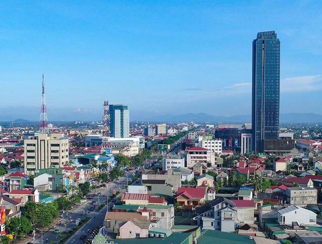 Đến 2020, Hà Tĩnh sẽ phát triển 17 đô thị - Ảnh 1.