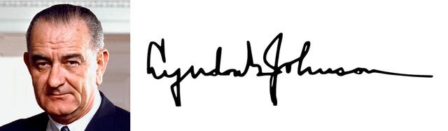 Độc đáo chữ ký của 45 tổng thống Mỹ - Ảnh 1.