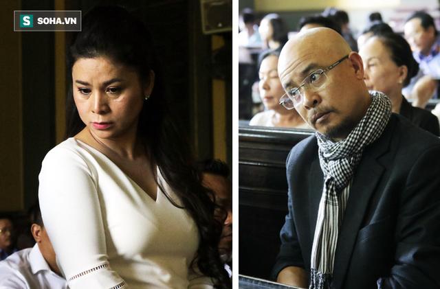 [ẢNH]: Khoảnh khắc căng thẳng trong phiên xử ly hôn vợ chồng ông chủ cà phê Trung Nguyên - Ảnh 13.