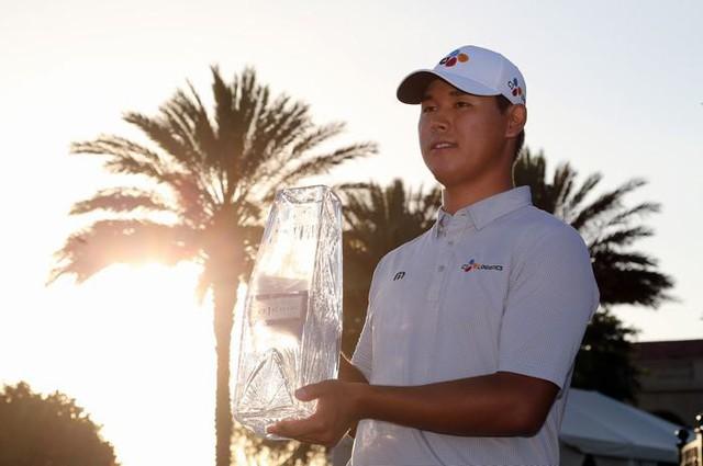 Chuyện ít biết về Kim Si Woo: Ngôi sao trẻ tuổi của làng golf xứ sở kim chi - Ảnh 3.