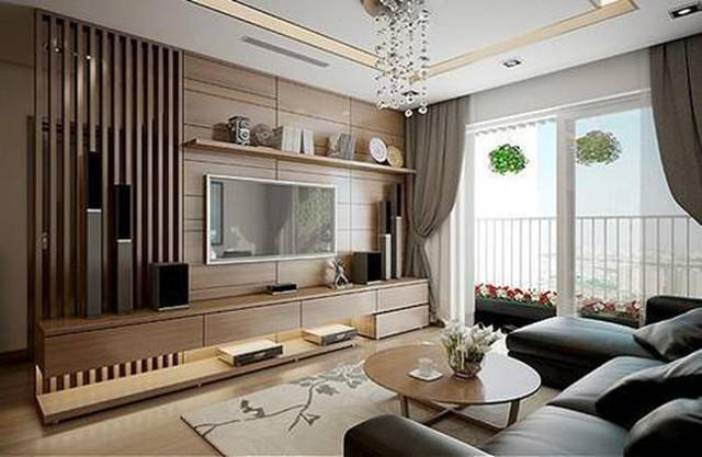 5 yếu tố giúp bạn thiết kế nội thất chung cư ấn tượng - Ảnh 4.