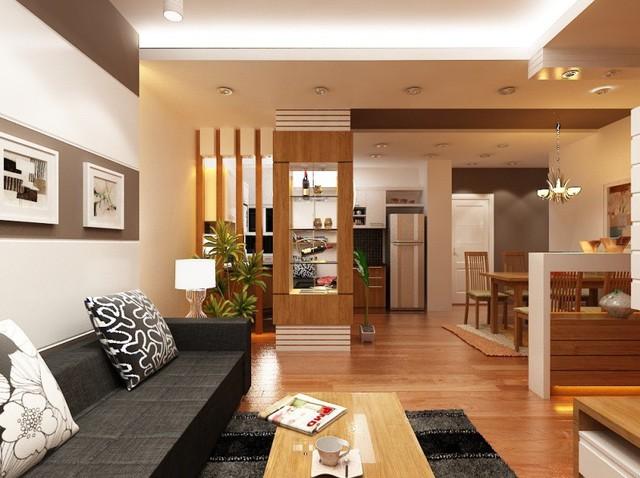 5 yếu tố giúp bạn thiết kế nội thất chung cư ấn tượng - Ảnh 5.