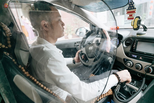 Người thiết kế vách ngăn bảo vệ cho tài xế taxi ở Hà Nội: Mình quan tâm nhất là tính mạng của họ, vì mình cũng từng là tài xế! - Ảnh 9.