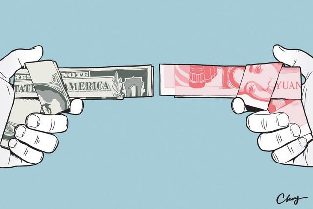 WEF: Thương mại không phải là vũ khí, đừng đưa nó vào chiến tranh! - Ảnh 1.