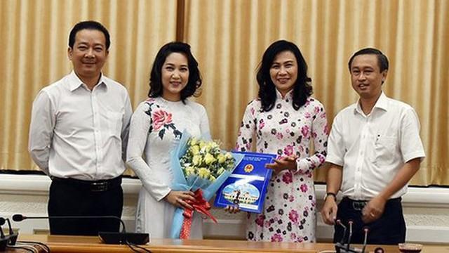 Các dấu ấn nổi bật của Phó Chủ tịch TPHCM Nguyễn Thị Thu  - Ảnh 2.
