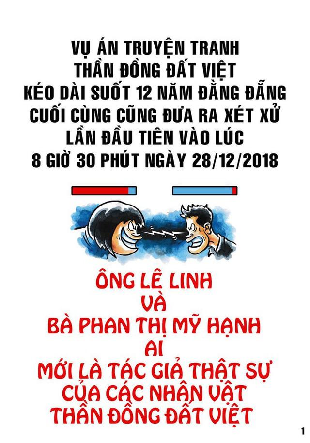 Họa sĩ Lê Linh chia sẻ sau khi thắng kiện vụ Thần đồng đất Việt: Tôi không thấy vui, chỉ thấy nhẹ lòng - Ảnh 1.