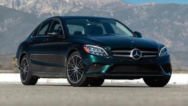 Đánh giá Mercedes-Benz C-Class 2019 trước giờ G - Ảnh 2.