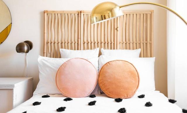 Bài trí căn hộ nhỏ cho cô nàng yêu thích màu hồng - Ảnh 2.