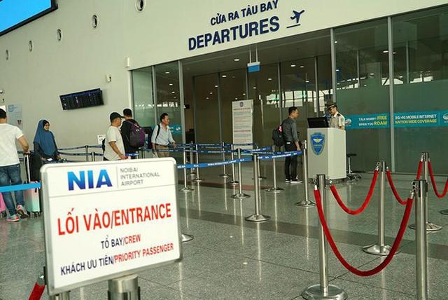 Bên trong khu an ninh sân bay Nội Bài trước thượng đỉnh Mỹ - Triều - Ảnh 11.