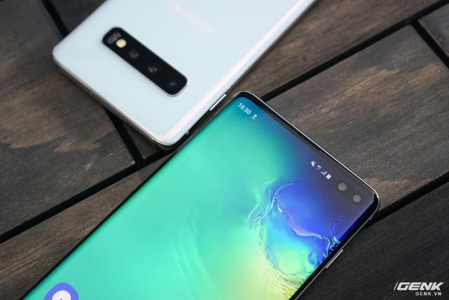 Trên tay Galaxy S10 và S10+: Bước ngoặt mới trong thiết kế smartphone - Ảnh 23.