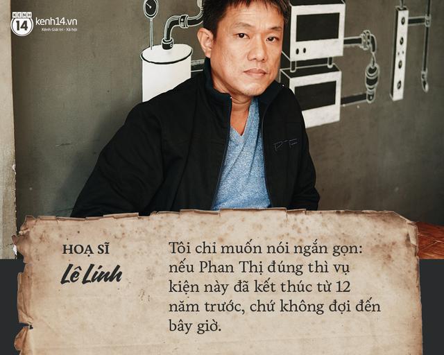 Họa sĩ Lê Linh chia sẻ sau khi thắng kiện vụ Thần đồng đất Việt: Tôi không thấy vui, chỉ thấy nhẹ lòng - Ảnh 5.