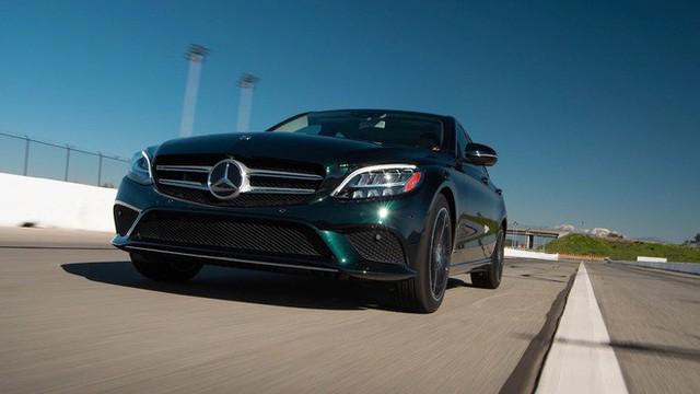 Đánh giá Mercedes-Benz C-Class 2019 trước giờ G - Ảnh 6.