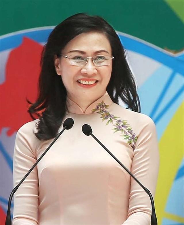 Các dấu ấn nổi bật của Phó Chủ tịch TPHCM Nguyễn Thị Thu  - Ảnh 7.