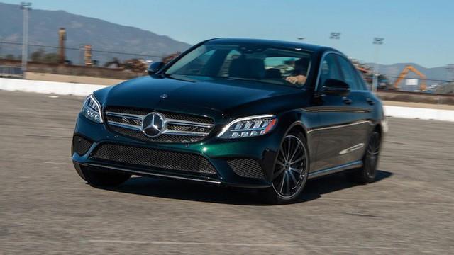 Đánh giá Mercedes-Benz C-Class 2019 trước giờ G - Ảnh 7.