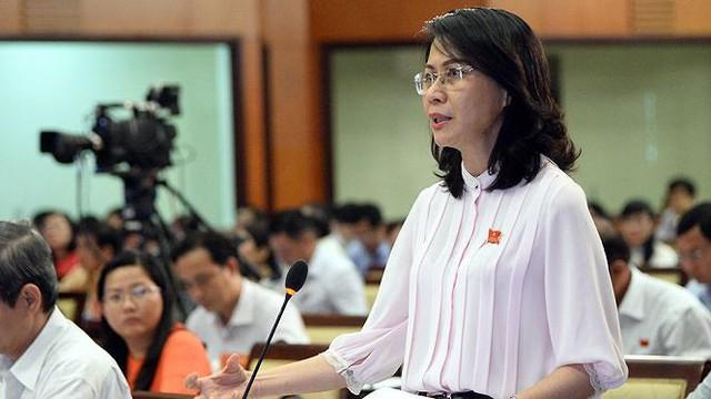 Các dấu ấn nổi bật của Phó Chủ tịch TPHCM Nguyễn Thị Thu  - Ảnh 8.