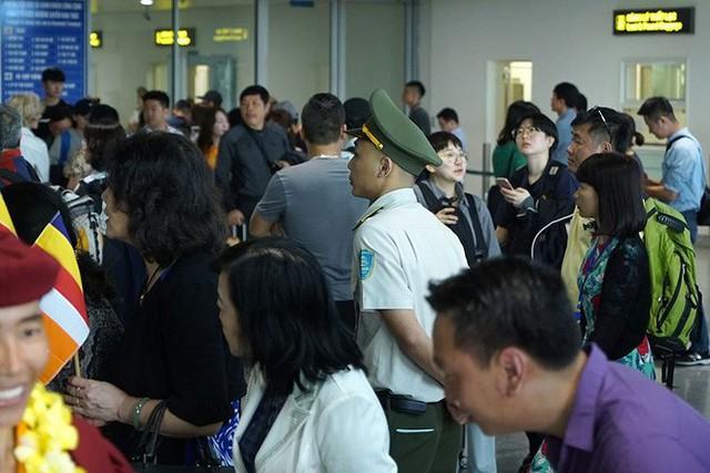 Bên trong khu an ninh sân bay Nội Bài trước thượng đỉnh Mỹ - Triều - Ảnh 10.