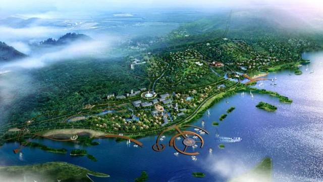 Quảng Ninh: Tạm dừng đấu thầu chọn nhà đầu tư khu đô thị Hải Đăng Vân Đồn I - Ảnh 1.