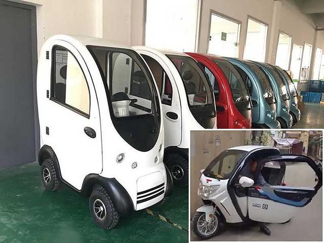 Ô tô điện siêu rẻ 40 triệu làm nóng thị trường - Ảnh 1.