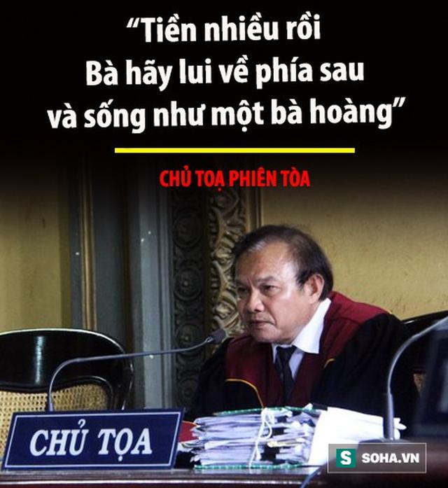 Bà Lê Hoàng Diệp Thảo: Thẩm phán có chắc việc anh Vũ không tiếp tục đưa người đàn bà khác về nhà? - Ảnh 15.