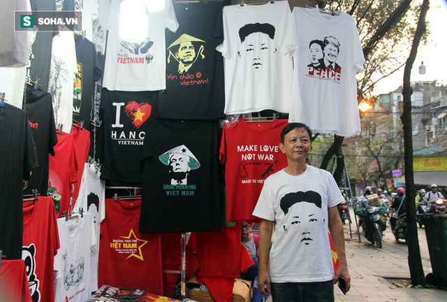 Kiếm chục triệu mỗi ngày nhờ bán áo in hình Donald Trump - Kim Jong Un - Ảnh 7.