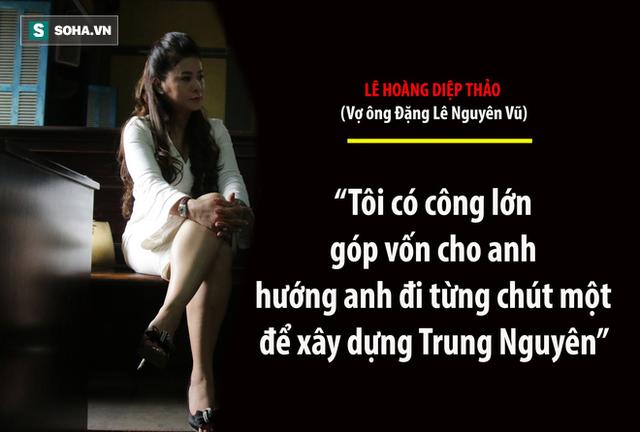 Bà Lê Hoàng Diệp Thảo: Thẩm phán có chắc việc anh Vũ không tiếp tục đưa người đàn bà khác về nhà? - Ảnh 10.
