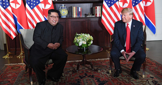 Quan chức cấp cao Mỹ: Washington tin Triều Tiên sẽ lựa chọn phi hạt nhân hóa - Ảnh 1.