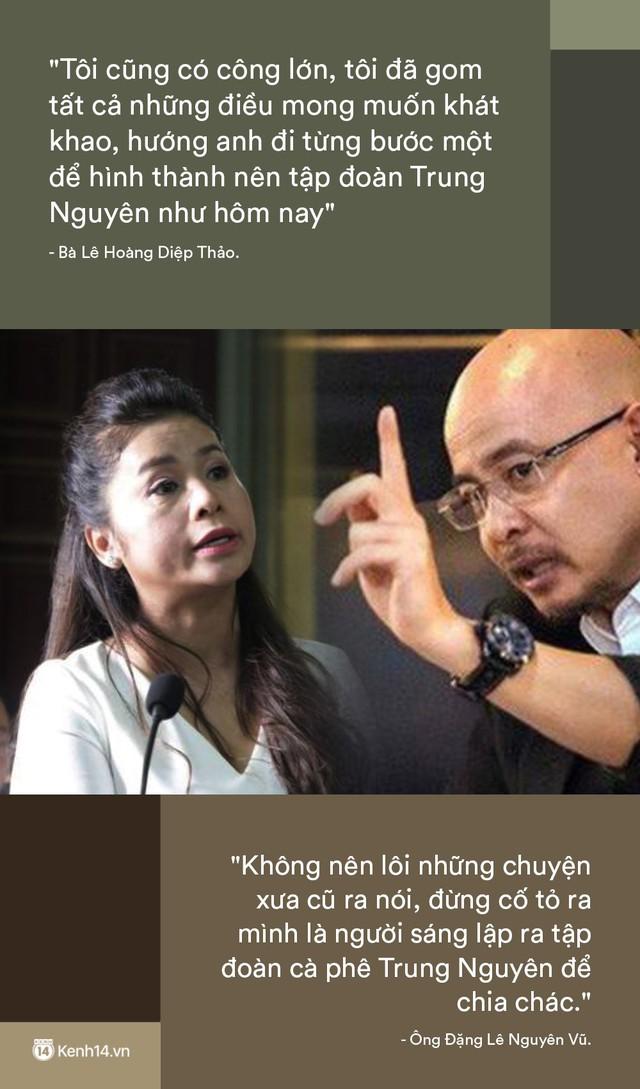 Những vụ ly hôn bạc tỷ trong giới doanh nhân Việt từng ồn ào không kém vợ chồng vua cà phê Trung Nguyên - Ảnh 1.