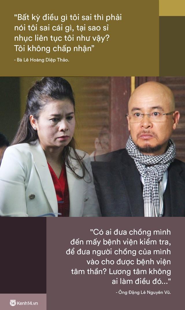 Nhìn lại những lời phản pháo gây bão của vợ chồng vua cà phê Trung Nguyên tại phiên tòa ly hôn - Ảnh 5.