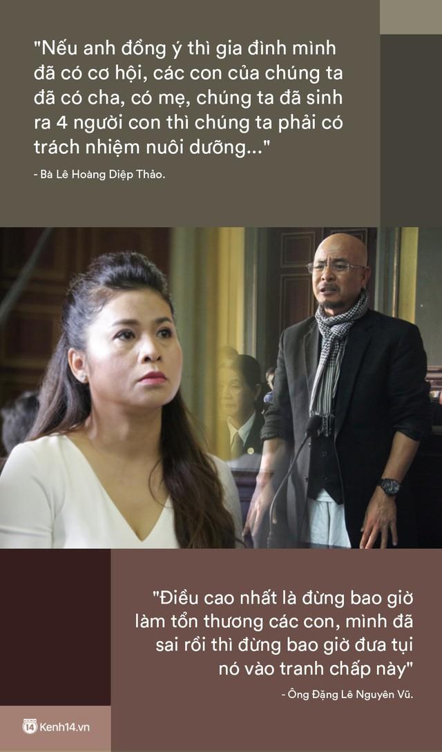 Nhìn lại những lời phản pháo gây bão của vợ chồng vua cà phê Trung Nguyên tại phiên tòa ly hôn - Ảnh 6.