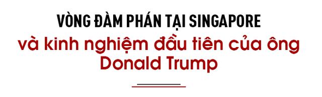 Chuyên gia đàm phán Nguyễn Đình Lương: Tổng thống Trump muốn đi vào lịch sử như là người kết thúc hồ sơ Triều Tiên! - Ảnh 1.