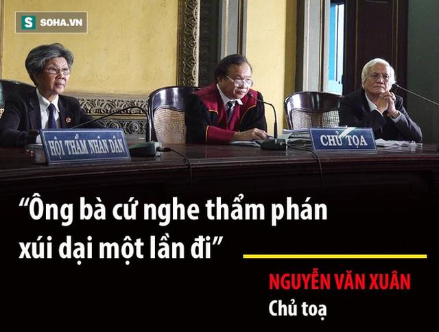 Vụ li hôn của ông chủ Trung Nguyên: Đề nghị của chủ tọa ông bà cứ nghe thẩm phán xúi dại một lần có khách quan? - Ảnh 1.